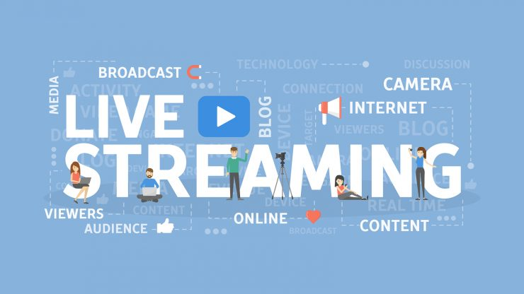 live stream for your business
